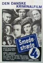 Smedestræde 4 (1950) afişi