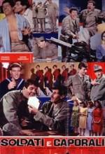 Soldati E Caporali (1965) afişi