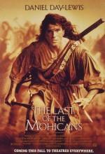 Son Mohikan (1992) afişi
