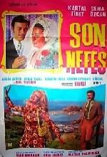 Son Nefes (1970) afişi