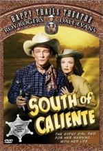 South Of Caliente (1951) afişi