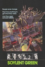 Soylent Green (1973) afişi