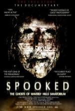Spooked (2006) afişi
