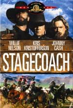 Stagecoach (1986) afişi