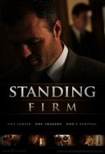 Standing Firm (2010) afişi