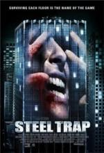 Steel Trap (2007) afişi