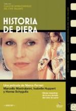 Storia Di Piera (1983) afişi