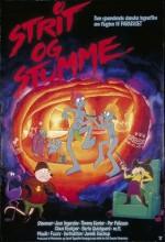 Strit Og Stumme (1987) afişi