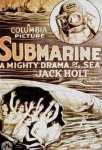 Submarine (1928) afişi