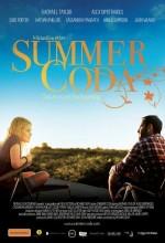 Summer Coda (2010) afişi
