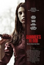 Kanlı Yaz (2009) afişi