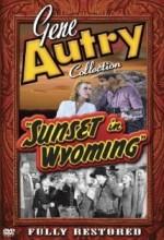 Sunset In Wyoming (1941) afişi