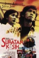 Suratan Kasih (1995) afişi