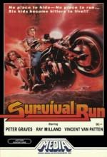 Survival Run (1979) afişi