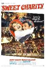 Sweet Charity (1969) afişi