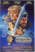 Sword Of The Valiant: The Legend Of Sir Gawain And The Green Knight (1984) afişi