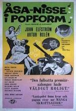 Åsa-nisse I Popform (1964) afişi