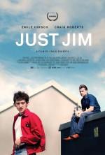 Sadece Jim (2015) afişi