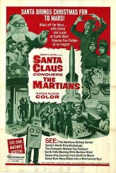 Santa Claus Conquers the Martians (1964) afişi