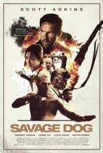 Savage Dog (2017) afişi