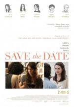 Save The Date (2012) afişi
