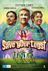 Save Your Legs! (2012) afişi