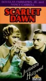 Scarlet Dawn (1932) afişi