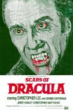 Scars of Dracula (1970) afişi