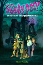 Scooby Doo Gizem Avcıları (2012) afişi