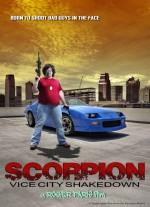 Scorpion: Vice City Shakedown   afişi