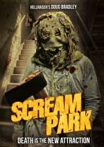 Scream Park (2015) afişi