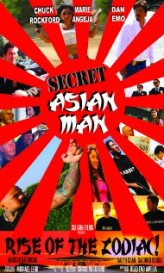 Secret Asian Man - Rise of the Zodiac!  afişi