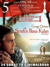 Senden Bana Kalan (2011) afişi