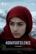 Sessizliğin 40 Günü (2014) afişi