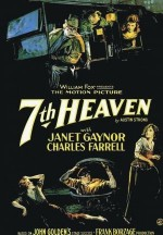 Seventh Heaven (1927) afişi