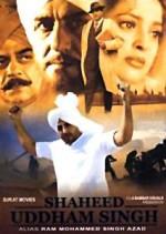 Shaheed Udham Singh (2000) afişi