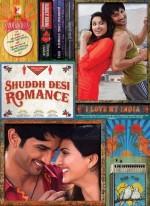 Shuddh Desi Romance (2013) afişi