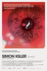 Simon Killer (2012) afişi