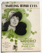 Smiling Irish Eyes (1929) afişi