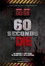 60 Seconds to Die (2016) afişi