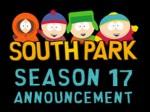 South Park Sezon 17 (2013) afişi