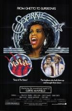 Sparkle (1976) afişi