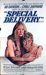 Special Delivery (1976) afişi
