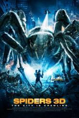 Spiders 3d (2011) afişi