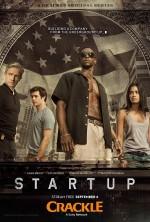 StartUp (2016) afişi