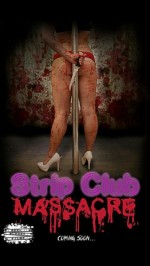 Strip Club Massacre (2016) afişi