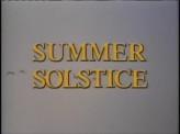 Summer Solstice (1981) afişi