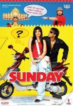 Sunday (2008) afişi