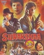 Surakshaa (1995) afişi