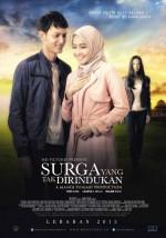 Surga Yang Tak Dirindukan (2015) afişi